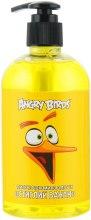 "Духи, Парфюмерия, косметика Жидкое мыло для рук ""Спелый банан"" - Angry Birds"