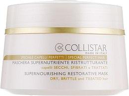 Духи, Парфюмерия, косметика Маска для сухих волос - Collistar Supernourishing Restorative Mask