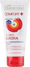 Духи, Парфюмерия, косметика Крем маска для сухой кожи рук - Bielenda Comfort Cream Mask For Dry Hands