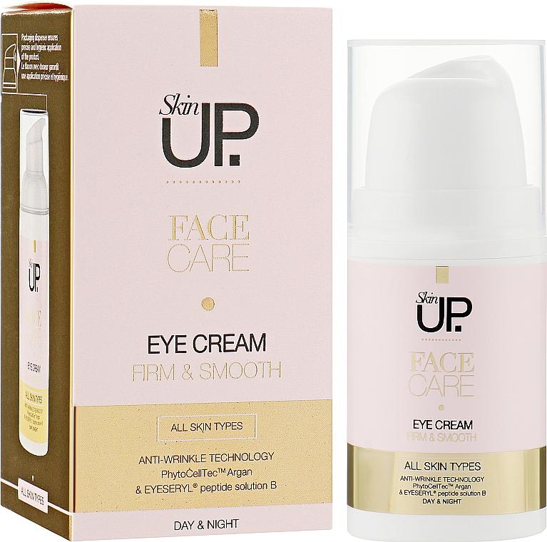 Крем для кожи вокруг глаз с разглаживающим эффектом - Verona Laboratories Skin Up Face Care Eye Cream