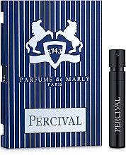 Духи, Парфюмерия, косметика Parfums de Marly Percival - Парфюмированная вода (пробник)
