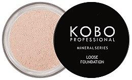 Духи, Парфюмерия, косметика Минеральная рассыпчатая пудра - Kobo Professional Mineral Loose Foundation