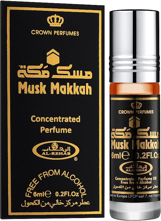 Al Rehab Musk Makkah - Масляные духи