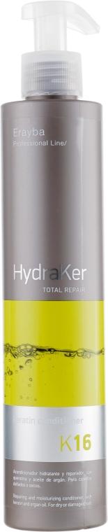 Кондиционер кератиновый - Erayba HydraKer K16 Keratin Conditioner