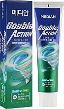 Духи, Парфюмерия, косметика Зубная паста c мятой - Median Double Action Toothpaste Mint