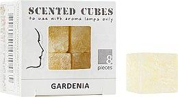 """Духи, Парфюмерия, косметика Аромакубики """"Гардения"""" - Scented Cubes Gardenia Candle"""