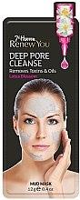 Духи, Парфюмерия, косметика Глиняная маска для лица - 7th Heaven Renew You Deep Pore Cleanse Mud Mask