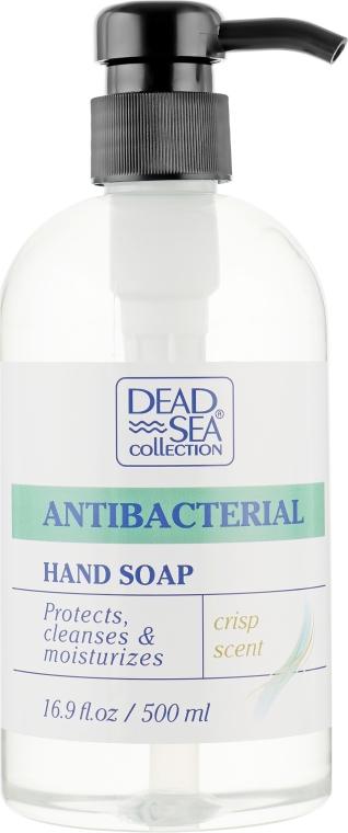 Антибактериальное жидкое мыло с ароматом свежести - Dead Sea Collection Antibacterial Hand Soap