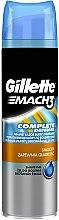 Духи, Парфюмерия, косметика Гель для бритья - Gillette Mach 3 Complete Defense Smooth