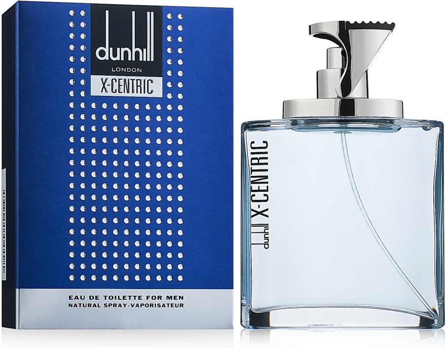 Alfred Dunhill X-Centric - Туалетная вода
