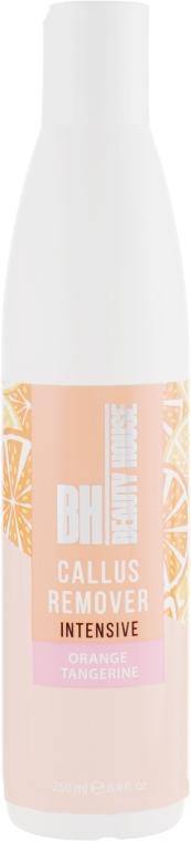 Средство для удаления натоптышей - Beauty House Callus Remover Intensive Orange Tangerine