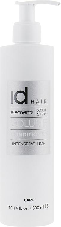 Кондиционер для придания объема - idHair Elements Xclusive Volume Conditioner
