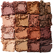 Палетка тіней - Maybelline Nudes of New York Eye Palette — фото N3