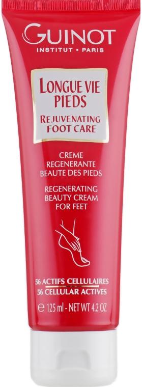 Крем для ног - Guinot Longue Vie Pieds Regenerating Beauty Cream