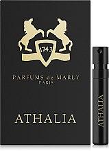Духи, Парфюмерия, косметика Parfums de Marly Athalia - Парфюмированная вода (пробник)