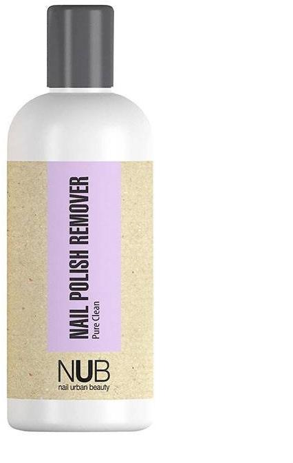 Жидкость для снятия лака - NUB Pure Clean Nail Polish Remover