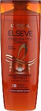Духи, Парфюмерия, косметика Питательный шампунь для волос - Loreal Elseve Nourishing Shampoo Magical Power Of Oils Jojoby Essential Oil