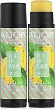 Духи, Парфюмерия, косметика Бальзам для губ - Agor Biox Eco Lip Balm