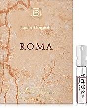 Духи, Парфюмерия, косметика Laura Biagiotti Roma - Туалетная вода (пробник)
