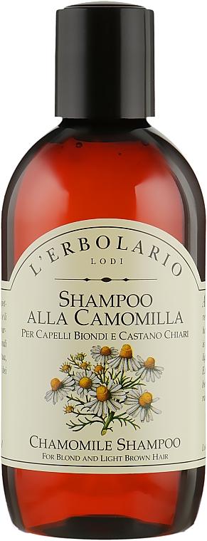 Шампунь с ромашкой - L'Erbolario Shampoo Alla Camomilla