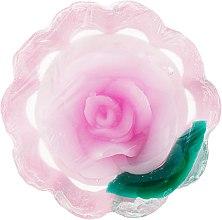 """Духи, Парфюмерия, косметика Натуральное глицериновое мыло """"Rose Fantasy"""" корзинка, розовая роза - Bulgarska Rosa Soap"""