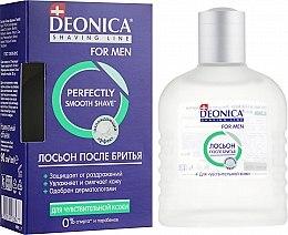 Духи, Парфюмерия, косметика Лосьон после бритья «Для чувствительной кожи» - Deonica For Men