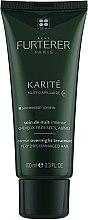 Парфумерія, косметика Поживна сиворотка для нічного догляду за волоссям - Rene Furterer Karite Leave-In Intense Overnight Nourishing Treatment