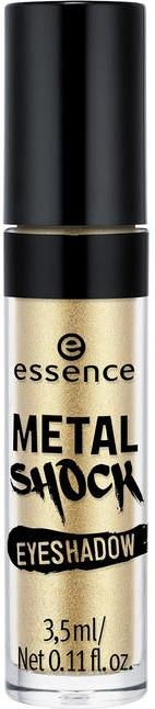 Кремовые тени для век - Essence Metal Shock Eyeshadow