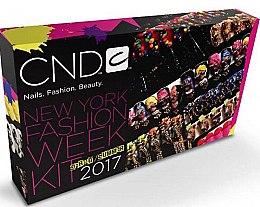 Духи, Парфюмерия, косметика Набор для дизайна ногтей - CND Fashion Week Art Kit