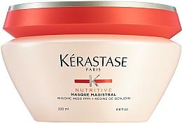 Духи, Парфюмерия, косметика Маска для интенсивного питания очень сухих волос - Kerastase Nutritive Masque Magistral