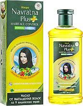Духи, Парфюмерия, косметика Масло от выпадения волос - Navratna