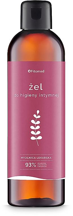 Травяной гель для интимной гигиены - Fitomed Herbal Gel For Intimate Hygiene