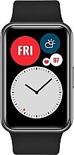 """Духи, Парфюмерия, косметика Смарт-часы """"Графитовый черный"""" - Huawei Watch Fit Graphite Black"""