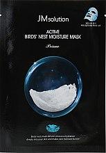 Духи, Парфюмерия, косметика Тканевая маска с ласточкиным гнездом - JMsolution Active Bird's Nest Moisture Mask Prime