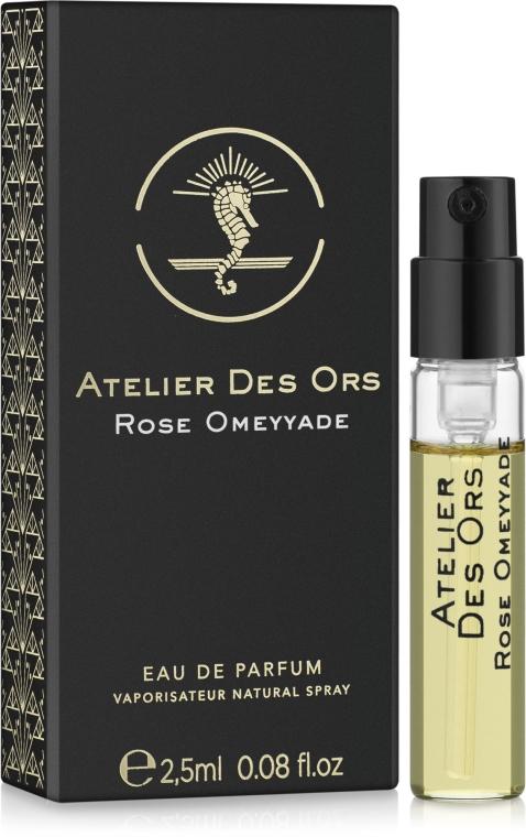 Atelier Des Ors Rose Omeyyade - Парфюмированная вода (пробник)