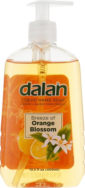 Жидкое мыло Апельсиновый цвет - Dalan Breeze Series Liquid Hand Soap