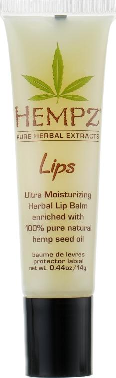 Бальзам для губ - Hempz Lip Balm