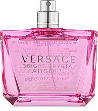 Духи, Парфюмерия, косметика Versace Bright Crystal Absolu - Парфюмированная вода (тестер без крышечки)