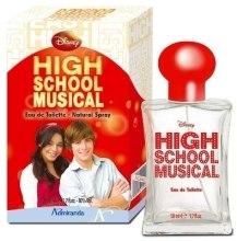 Духи, Парфюмерия, косметика Admiranda High School Musical - Туалетная вода (тестер без крышечки)