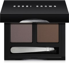 Духи, Парфюмерия, косметика Набор теней и аксессуаров для коррекции бровей - Bobbi Brown Brow Kit
