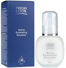 Духи, Парфюмерия, косметика Активный ночной крем - Fresh Look Active Exfoliating Emulsion