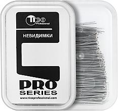 Духи, Парфюмерия, косметика Шпильки для волос ровные 60мм, серебристые - Tico Professional