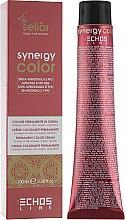 Духи, Парфюмерия, косметика Безаммиачная крем-краска с арганой и кератином - EchoslineSeliar Synergy Color