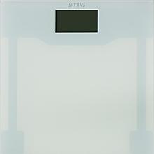 Духи, Парфюмерия, косметика Весы стеклянные, SGS 03 - Sanitas Bathroom Scales Glass
