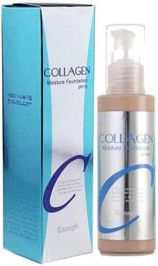 Тональный крем №13 SPF 15 - Enough Collagen Moisture Foundation