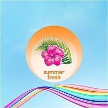 Ежедневные гигиенические прокладки Summer Fresh, 60 шт - Discreet — фото N10