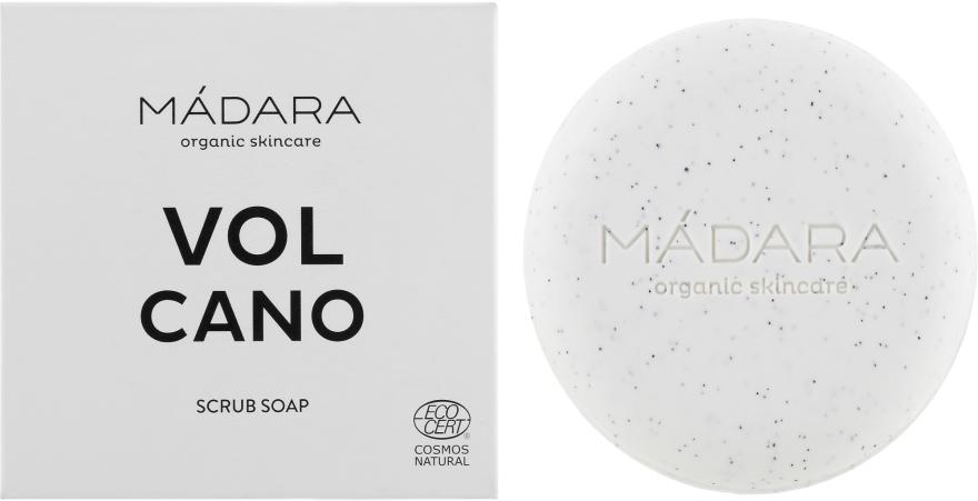 Очищающее мыло-скраб для лица - Madara Cosmetics Volcano Srub Soap