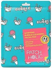Духи, Парфюмерия, косметика Очищающая подушечка для лица - Patch Holic Whipping Bubble Cleansing Facial Pad