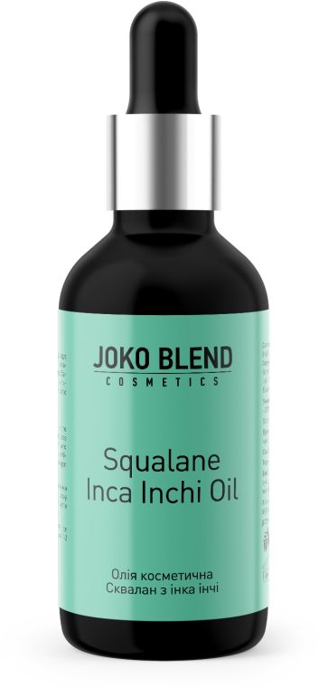 Масло косметическое - Joko Blend Squalane Inca Inchi Oil