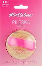Духи, Парфюмерия, косметика Круглая терка для ног - MiaCalnea Pilerka Daily Pink